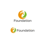 horieyutaka1さんの「健康」を取り扱う会社「株式会社Foundation」のロゴへの提案
