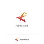 glpgs-lanceさんの「健康」を取り扱う会社「株式会社Foundation」のロゴへの提案