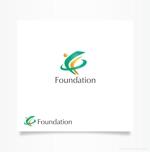 Doing1248さんの「健康」を取り扱う会社「株式会社Foundation」のロゴへの提案