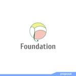 ark-mediaさんの「健康」を取り扱う会社「株式会社Foundation」のロゴへの提案