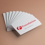 nekosuさんの「健康」を取り扱う会社「株式会社Foundation」のロゴへの提案