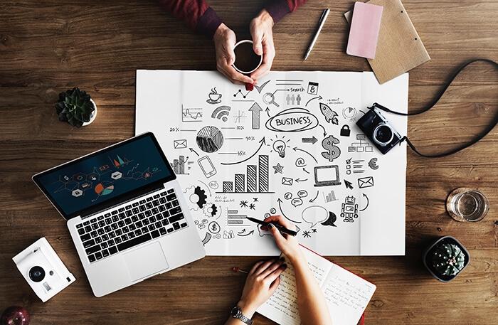 中小企業の新規事業開発や事業の立て直しなど、マーケティング知見からのアドバイスを行います。