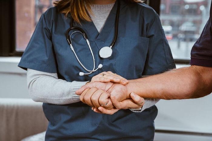 社員の健康管理の一環