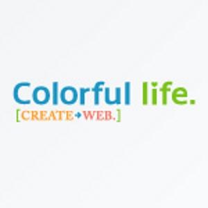 Colorful life.[create-web.]