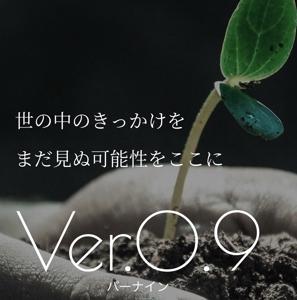 株式会社Ver.0.9