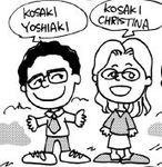 小崎クリスティーナ (YoshiChriKosaki)