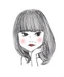 かわいい似顔絵 アトリエecoro